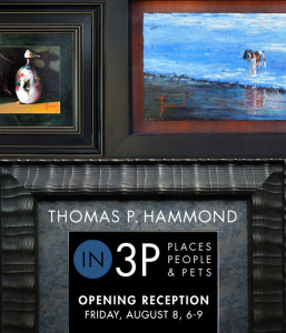 Ober Anderson Gallery_Opening Reception_Thomas Patrick Hammond